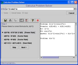 calculus problem solver with steps